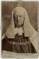 Richard Everard Webster, Viscount Alverstone, by London Stereoscopic & Photographic Company - NPG x5156