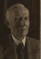 Herbert Albert Laurens Fisher, by (Mary) Olive Edis (Mrs Galsworthy) - NPG x5191