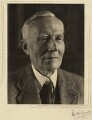 Herbert Albert Laurens Fisher, by (Mary) Olive Edis (Mrs Galsworthy) - NPG x5193