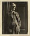 Herbert Albert Laurens Fisher, by (Mary) Olive Edis (Mrs Galsworthy) - NPG x5194