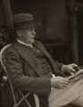 William Henry Grenfell, Baron Desborough, by (Mary) Olive Edis (Mrs Galsworthy) - NPG x5213