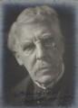 Sir Squire Bancroft Bancroft (né Butterfield), by Claude Harris - NPG x5597