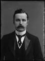 Richard George Penn Curzon, 4th Earl Howe, by Alexander Bassano - NPG x573