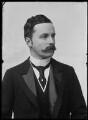 Richard George Penn Curzon, 4th Earl Howe, by Alexander Bassano - NPG x574
