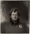 King George IV, by James Bromley, after  Robert Bowyer - NPG D10842