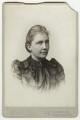 Margaret (née Barclay), Lady Clay, by Henry & Richard Stiles - NPG x6088