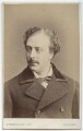 John Clayton (John Alfred Calthrop), by London Stereoscopic & Photographic Company - NPG x6093