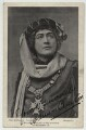 William Clayton (William George Grant) as the Duke of Buckingham in 'Richard III', by (Alexander) Percy Guttenberg - NPG x6094