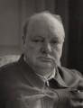 Winston Churchill, by Augustus Charles Cooper - NPG x6123