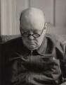 Winston Churchill, by Augustus Charles Cooper - NPG x6126