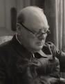 Winston Churchill, by Augustus Charles Cooper - NPG x6128