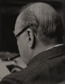 Winston Churchill, by Augustus Charles Cooper - NPG x6131