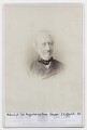 Sir Augustus William James Clifford, 1st Bt, by (Cornelius) Jabez Hughes - NPG x6167