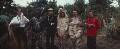 Monty Python group (John Cleese; Terry Gilliam; Graham Chapman; Eric Idle; Michael Palin; Terry Jones), by David Appleby - NPG x45078
