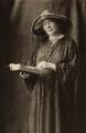 Dame Christabel Pankhurst, by (Mary) Olive Edis (Mrs Galsworthy) - NPG x6196