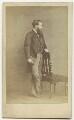 Wilkie Collins, by (George) Herbert Watkins - NPG x6324