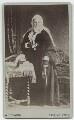 Rosamond Hester Elizabeth (née Croker), Lady Barrow, by W.H. Deakin - NPG x633