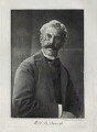 Sir Squire Bancroft Bancroft (né Butterfield), by Walker & Boutall, after  Emery Walker Ltd - NPG x6404