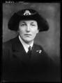 Dame Katharine Furse, by George Charles Beresford - NPG x6505