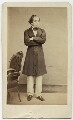 Benjamin Disraeli, Earl of Beaconsfield, by William Edward Kilburn - NPG x653