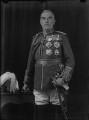Sir William Robert Robertson, 1st Bt, by George Charles Beresford - NPG x6569