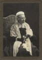 Elizabeth Garrett Anderson, by (Mary) Olive Edis (Mrs Galsworthy), and  Katharine Legat (née Edis) - NPG x66