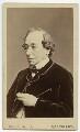 Benjamin Disraeli, Earl of Beaconsfield, by W. & D. Downey - NPG x664