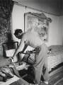 Ivon Hitchens, by John Somerset Murray - NPG x68218