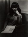 Barbara Brown, by Rolf Mahrenholz - NPG x68833