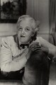 Dame Margaret Rutherford, by Rolf Mahrenholz - NPG x68838