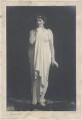 Mary Anderson (Mrs de Navarro) as Galatea, by Malcolm Arbuthnot - NPG x68857