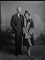 Minoru Foley (née Greenstone), Lady Foley; Gerald Henry Foley, 7th Baron Foley, by Lafayette - NPG x69199