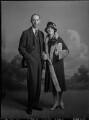 Minoru Foley (née Greenstone), Lady Foley; Gerald Henry Foley, 7th Baron Foley, by Lafayette - NPG x69202