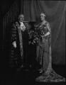 Princess Alexandra (née Lieven), Lady Studd; Sir (John Edward) Kynaston Studd, 1st Bt, by Lafayette (Lafayette Ltd) - NPG x69298