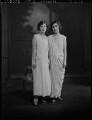 Freny Dadabhoy; Munizeh ('Minnie', née Dadabhoy), Lady Kharegat, by Lafayette (Lafayette Ltd) - NPG x69481