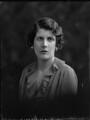 Hon. Adelaide ('Dig') Mary Yorke (née Biddulph), by Lafayette (Lafayette Ltd) - NPG x69496