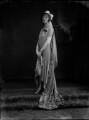 Elsie Elizabeth (née Stewart), Lady Allardyce, by Lafayette (Lafayette Ltd) - NPG x69604