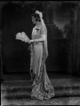 Elsie Elizabeth (née Stewart), Lady Allardyce, by Lafayette - NPG x69605