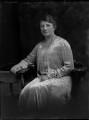 Ada Ellen (née May), Lady Ammon, by Lafayette (Lafayette Ltd) - NPG x69674