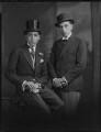 Rashid Ali Khan; Nawal Sir Zulfikar Khan, by Lafayette (Lafayette Ltd) - NPG x69771