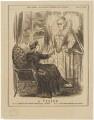 A Vision (Queen Victoria; Queen Elizabeth I), by Unknown artist - NPG D10860