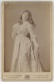 Mary Anderson (Mrs de Navarro) as Juliet in 'Romeo & Juliet', by W. & D. Downey - NPG x70