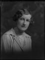 Dorothy Margaret Knox, by Lafayette (Lafayette Ltd) - NPG x70011