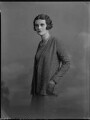 Margaret (Whigham), Duchess of Argyll, by Lafayette - NPG x70252