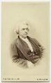 John Chippendale Montesquieu Bellew, by Robert White Thrupp - NPG x704
