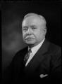 Hon. Frederick Charles Alderdice, by Lafayette (Lafayette Ltd) - NPG x70704