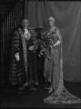 Princess Alexandra (née Lieven), Lady Studd; Sir (John Edward) Kynaston Studd, 1st Bt, by Lafayette (Lafayette Ltd) - NPG x70790
