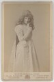 Mary Anderson (Mrs de Navarro) as Juliet in 'Romeo & Juliet', by W. & D. Downey - NPG x71