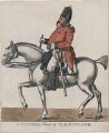 Richard England ('A general view of Old England'), by and published by Robert Dighton - NPG D10869