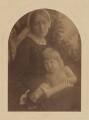 Julia Prinsep Stephen (née Jackson, formerly Mrs Duckworth); Gerald Duckworth, by Julia Margaret Cameron - NPG x18017